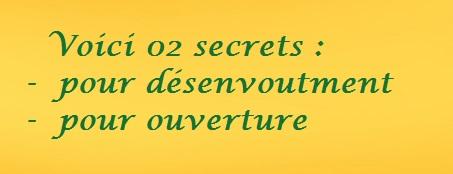 les deux secrets