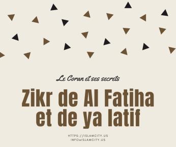 Le Coran et ses secrets (85)