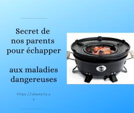 Secret de nos parents pour échapper aux maladies dangereuses